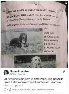 Haftung bei Hundeattacken in Hundefreilaufflächen