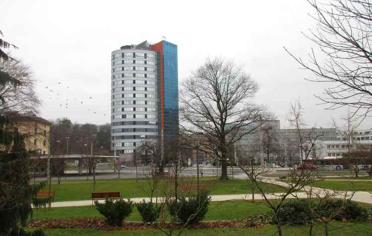 Linz, Wissensturm, 2007