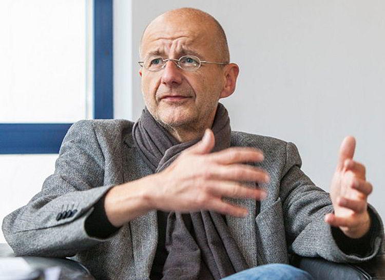 DI Heinz Plöderl, Architekt und Sektionsvorsitzender der Kammer für ArchitektInnnen, ZiviltechnikerInnen und IngenieurInnen